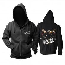 My Chemical Romance Hoody Us Hard Rock Punk Rock Band Hoodie