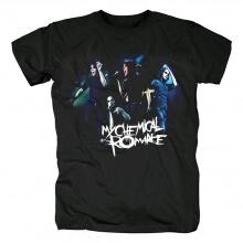 My Chemical Romance Tshirts Us Hard Rock Punk Rock Band T-Shirt