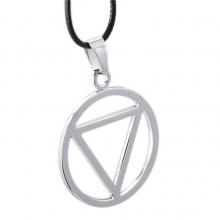 Naruto Triangle Necklace