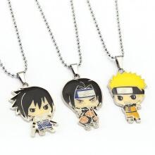 Naruto Uchiha Sasuke Uzumaki Naruto Necklace