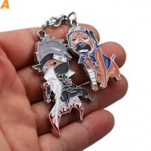 Naruto Uzumaki Naruto Key Rings
