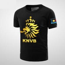 Netherlandish men's national soccer team Logo T shirt