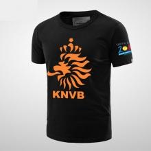 Netherlands National Football Team Logo T shirt