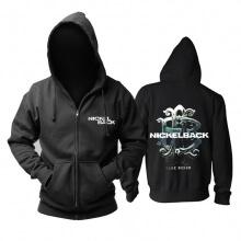 Nickelback Hoodie Canada Metal Rock Band Sweatshirts