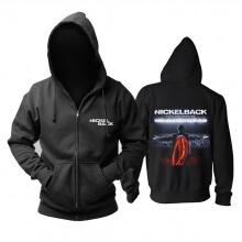 Nickelback No Fixed Address Hooded Sweatshirts Canada Metal Rock Band Hoodie