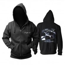 Nightwish Bye Bye Beautiful Hooded Sweatshirts Finland Metal Music Hoodie