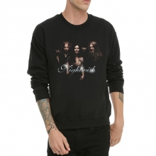Nightwish Death Metal Hoodie Crew Neck