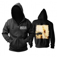 Nine Inch Nails The Downward Spiral Hoody Rock Band Hoodie