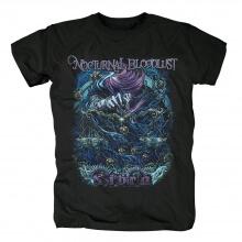 Nocturnal Bloodlust Libra Tee Shirts Japan Metal Rock T-Shirt