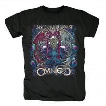 Nocturnal Bloodlust The Omnigod Tshirts Japan Metal Rock T-Shirt