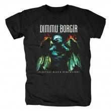 Norway Black Metal Punk Tees Dimmu Borgir T-Shirt