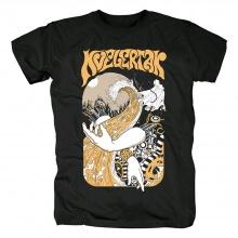 Norway Kvelertak Band T-Shirt Punk Rock Shirts