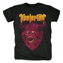 Norway Kvelertak T-Shirt Punk Rock Band Graphic Tees