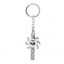 One Piece Anime Nine Snake Key Chains