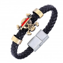 One Piece Anime Straw Hat Pirates Bracelets