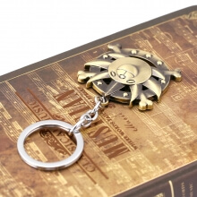One Piece Thousand Sunny Key Chain Pendant