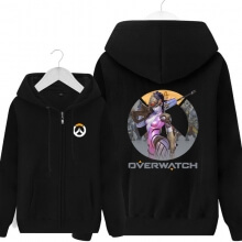 Overwatch Character Hoodies Blizzard Zip Up Sweatshirt