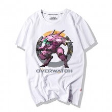 Overwatch Characters Dva Tee