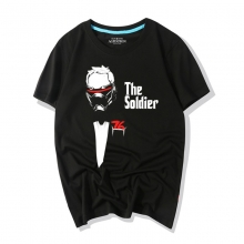 Overwatch Characters Soldier 76 T Shirt