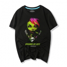 Overwatch Characters Sombra Graphic Tees