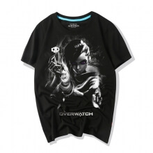 Overwatch Darkness Sombra Tees