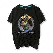 Overwatch Game T Shirt lucio Shirts