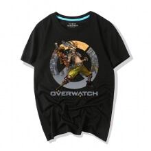 Overwatch Game T Shirts Junkrat Shirts