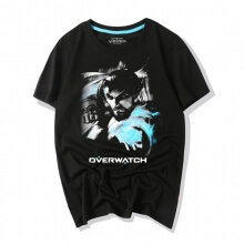 Overwatch Hanzo Graphic Tees