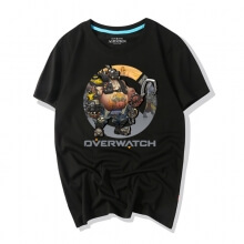 Overwatch Heroes Roadhog T Shirt