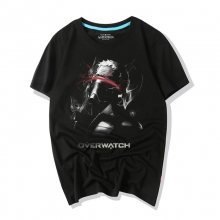 Overwatch Heroes Soldier 76 Graphic Tees