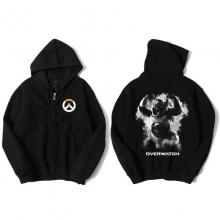 Overwatch OW Hero Clothing Winston Zip Up Hoodie