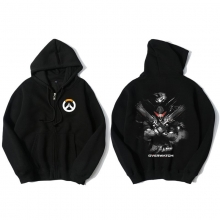 Overwatch OW Reaper Sweatshirt Men Black Sweater