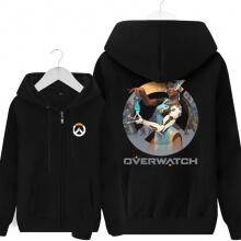 Overwatch OW Symmetra Hoody For Men Black Hoodie