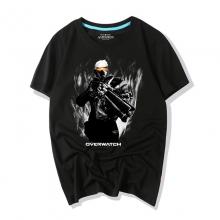 Overwatch Soldier 76 Logo Shirt