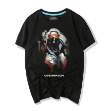 Overwatch Soldier 76 Tee Shirt