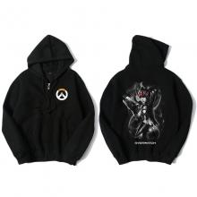 Overwatch Widowmaker Hoodie 3Xl Zipper Clothing For Boys