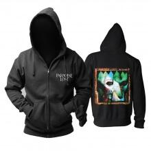 Paradise Lost Hoodie Metal Punk Rock Band Sweatshirts
