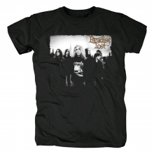 Paradise Lost Tshirts Metal Rock Band T-Shirt