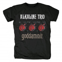Personalised Alkaline Trio Band Tees Chicago Usa Rock T-Shirt