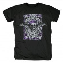 Personalised Avenged Sevenfold T-Shirt California Metal Rock Tshirts