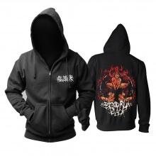 Personalised As Blood Runs Black Hoodie Hard Rock Metal Rock Sweatshirts