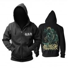 Personalised As Blood Runs Black Hoody Hard Rock Metal Music Hoodie