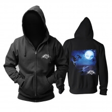 Personalised Canada The Agonist Hoodie Metal Music Sweat Shirt