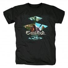 Personalised Enslaved Roadburn Live T-Shirt Black Metal Shirts
