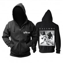 Personalised Gallows Hooded Sweatshirts Uk Hard Rock Metal Punk Rock Band Hoodie