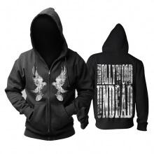 Personalised Hollywood Undead Hooded Sweatshirts Metal Music Hoodie