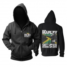 Personalised Marley Bob Hoodie Music Sweatshirts