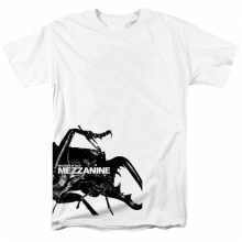 Personalised Massive Attack Band Mezzanine Tee Shirts T-Shirt