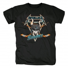 Personalised Metallica Band T-Shirt Us Metal Rock Tshirts