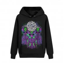 Personalised Rings Of Saturn First Contact Hoodie Metal Music Sweatshirts